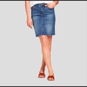 Universal Thread Denim Pencil Skirt Size 6